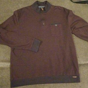 Ted Baker 1/4 Zip Sweater
